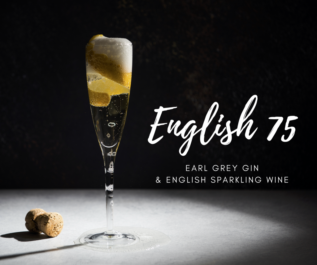 English 75 Cocktail