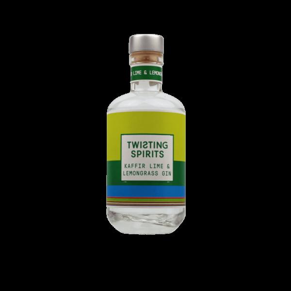 Twisting Spirits Kaffir Lime and Lemongrass Gin 20cl